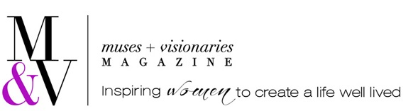 "we love reading ""muses & visionaries magazine"""