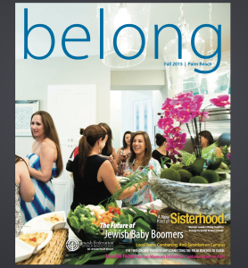 Belong Magazine Fall 2015